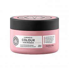 Maria Nila Luminous Colour Hair Masque pflegende Haarmaske für gefärbtes Haar 250 ml