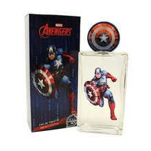 Marvel Captain America Eau de Toilette para niños 100 ml