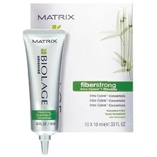 Matrix Biolage Advanced Fiberstrong Cera Repair Haarkur für schwaches Haar 10 x 10 ml