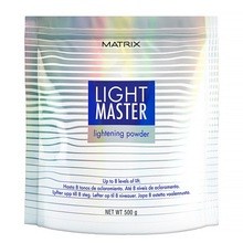 Matrix Light Master Powder meliertes Pulver zur Haaraufhellung 500 g