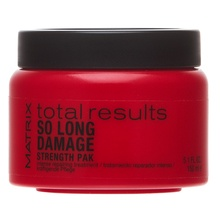 Matrix Total Results So Long Damage Strength Pak Mascarilla Para cabello largo 150 ml