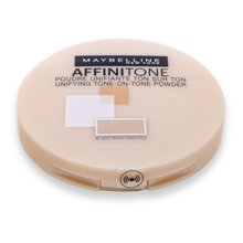 Maybelline Affinitone 17 Rose Beige powder 9 g