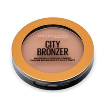 Maybelline City Bronzer 150 Light Warm pudră 8 g