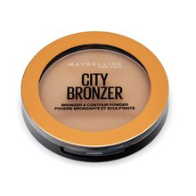 Maybelline City Bronzer 200 Medium Cool pudră 8 g