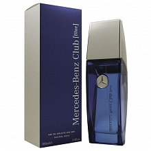 Mercedes Benz Mercedes Benz Club Blue Eau de Toilette für Herren 100 ml