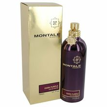 Montale Dark Purple Eau de Parfum da donna 100 ml