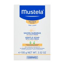 Mustela Bébé Gentle Soap With Cold Cream Seife für Kinder 100 g