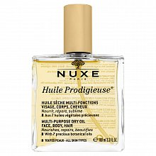 Nuxe Huile Prodigieuse Dry Oil mutli Purpose Dry Oil Face, Body, Hair 100 ml