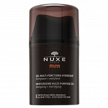 Nuxe Men Moisturizing Multi-Purpose Gel arc gél hidratáló hatású 50 ml