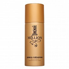 Paco Rabanne 1 Million Deospray für Herren 150 ml