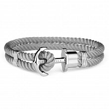 Paul Hewitt Pulsera PH-PH-N-S-GR-XL