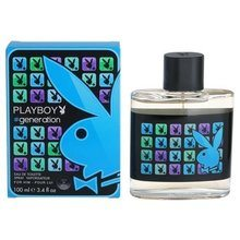 Playboy Generation for Him Eau de Toilette für Herren 100 ml