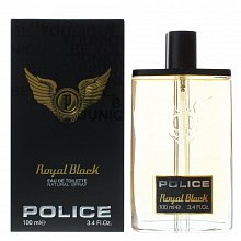 Police Royal Black Eau de Toilette bărbați 10 ml Eșantion