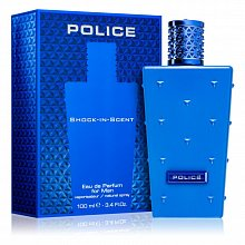 Police Shock-In-Scent For Men Eau de Parfum bărbați 100 ml