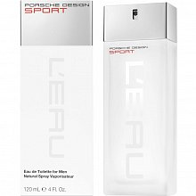 Porsche Design Sport L'Eau Eau de Toilette for men 120 ml