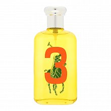Ralph Lauren Big Pony Woman 3 Yellow Eau de Toilette for women 10 ml Splash