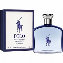 Ralph Lauren Polo Ultra Blue Eau de Toilette bărbați 125 ml