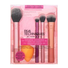 Real Techniques Everyday Essentials 5 pcs set perii machiaj