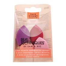 Real Techniques Miracle Complexion Mini Sponges 4 pcs burete pentru make-up