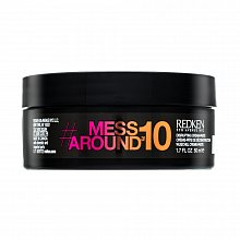 Redken Mess Around 10 Disrupting Creme-Paste Stylingpaste für mittleren Halt 50 ml