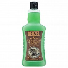 Reuzel Scrub Shampoo cleansing shampoo for all hair types 1000 ml