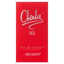 Revlon Charlie Red Eau de Toilette femei 100 ml