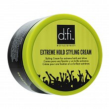 Revlon Professional d:fi Extreme Hold Styling Cream styling cream for strong fixation 150 g