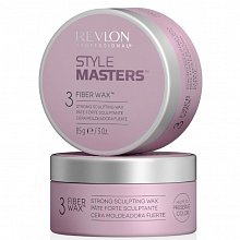Revlon Professional Style Masters Creator 3 Fiber Wax hair shaping wax for middle fixation 85 ml