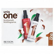 Revlon Professional Uniq One All In One Classic + Coconut All-in-One Multi-Benefit Treatment Pflege ohne Spülung für alle Haartypen 150 ml + 150 ml