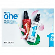 Revlon Professional Uniq One All In One Classic + Lotus All-in-One Multi-Benefit Treatment Pflege ohne Spülung für alle Haartypen 150 ml + 150 ml