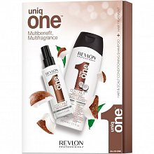 Revlon Professional Uniq One All In One Coconut Mult-Benefit Set Set für alle Haartypen 300 ml + 150 ml