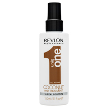 Revlon Professional Uniq One All In One Coconut Treatment Pflege ohne Spülung für alle Haartypen 150 ml