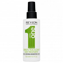 Revlon Professional Uniq One All In One Green Tea Treatment Pflege ohne Spülung für alle Haartypen 150 ml