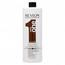 Revlon Professional Uniq One All In One Coconut Shampoo sampon minden hajtípusra 1000 ml