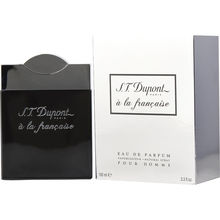 S.T. Dupont A la Francaise Eau de Parfum for men 100 ml