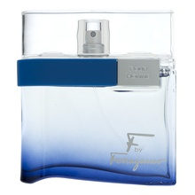 Salvatore Ferragamo F by Ferragamo Free Time Eau de Toilette bărbați 10 ml Eșantion