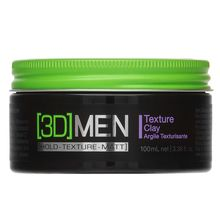 Schwarzkopf Professional 3DMEN Texture Clay modeling clay for men 100 ml