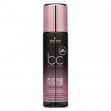 Schwarzkopf Professional BC Bonacure Fibre Force Fortifying Primer strengthening leave-in spray for very damaged hair 200 ml