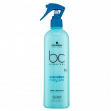 Schwarzkopf Professional BC Bonacure Hyaluronic Moisture Kick Spray Conditioner Acondicionador sin enjuague para el cabello normal y seco 400 ml