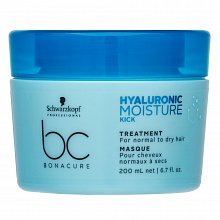 Schwarzkopf Professional BC Bonacure Hyaluronic Moisture Kick Treatment mask for normal and dry hair 200 ml