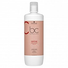 Schwarzkopf Professional BC Bonacure Peptide Repair Rescue Conditioner kondicionáló sérült hajra 1000 ml