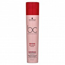 Schwarzkopf Professional BC Bonacure Peptide Repair Rescue Deep Nourishing Micellar Shampoo shampoo for damaged hair 250 ml