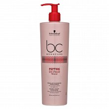 Schwarzkopf Professional BC Bonacure Peptide Repair Rescue Micellar Cleansing Conditioner odżywka oczyszczająca do włosów zniszczonych 500 ml