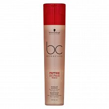 Schwarzkopf Professional BC Bonacure Peptide Repair Rescue Micellar Shampoo shampoo for damaged hair 250 ml