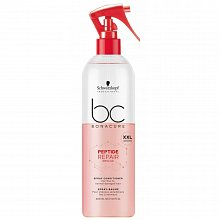 Schwarzkopf Professional BC Bonacure Peptide Repair Rescue Spray Conditioner balsam fără clatire pentru păr deteriorat 400 ml