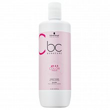 Schwarzkopf Professional BC Bonacure pH 4.5 Color Freeze Conditioner balsam pentru păr vopsit 1000 ml