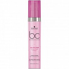Schwarzkopf Professional BC Bonacure pH 4.5 Color Freeze Liquid Shine spray pentru styling pentru strălucirea și protejarea părului vopsit 50 ml