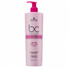 Schwarzkopf Professional BC Bonacure pH 4.5 Color Freeze Micellar Cleansing Conditioner balsam pentru păr vopsit 500 ml
