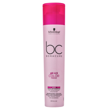 Schwarzkopf Professional BC Bonacure pH 4.5 Color Freeze Micellar Shampoo shampoo for coloured hair 250 ml