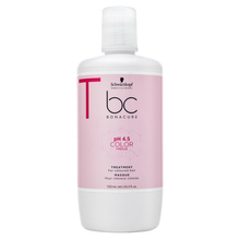 Schwarzkopf Professional BC Bonacure pH 4.5 Color Freeze Treatment maszk festett hajra 750 ml